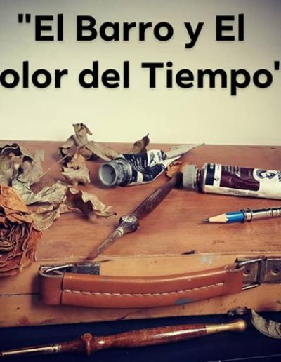 Claudia Mejía - Artista - El Salvador - Exposición en La Haya - Países Bajos - El Barro y el color del tiempo 2019 - 27